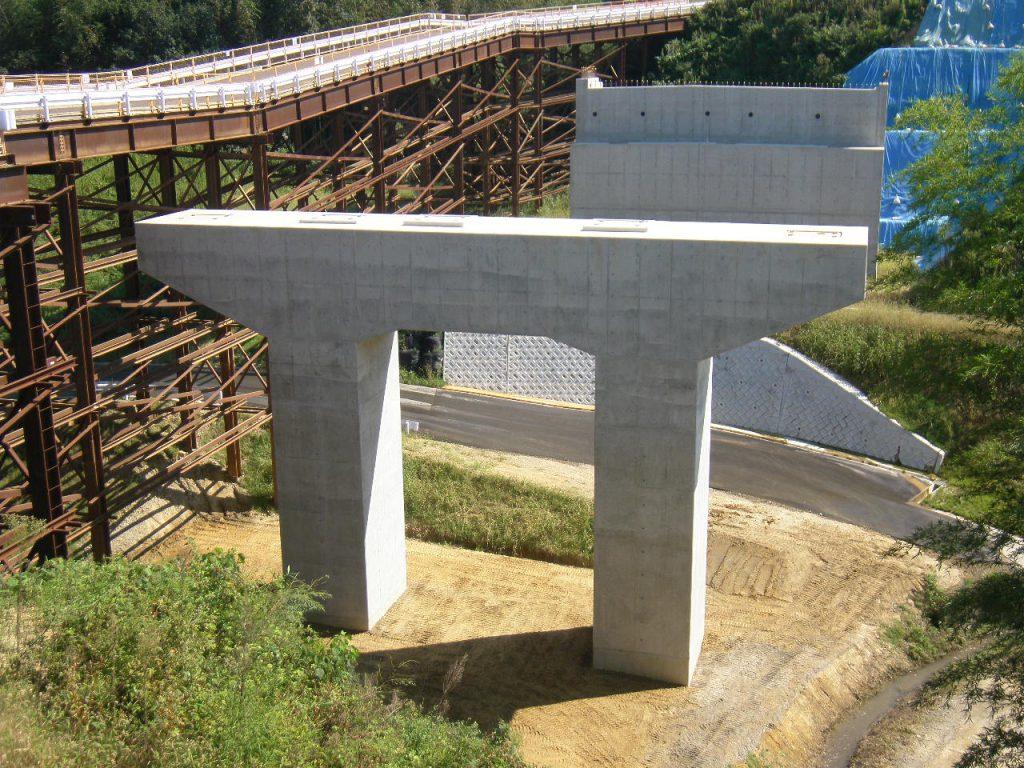 高速道路建設