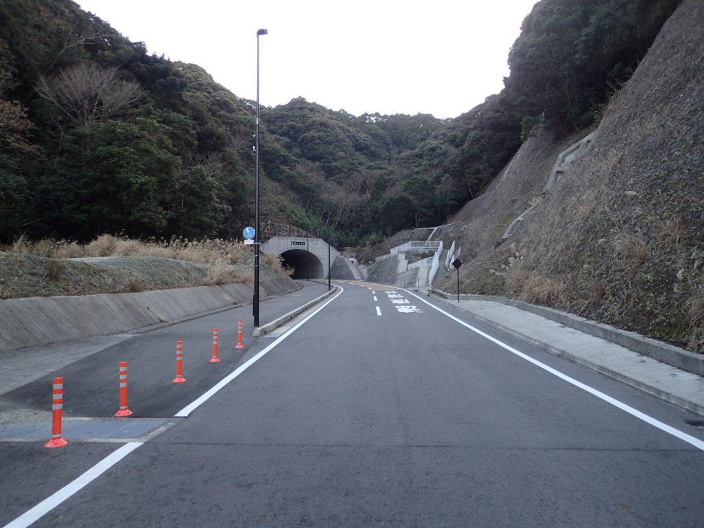 山中2号線道路新設(舗装)工事