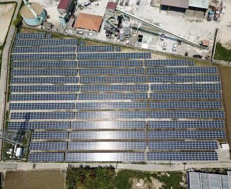 西豊浜町太陽光発電所